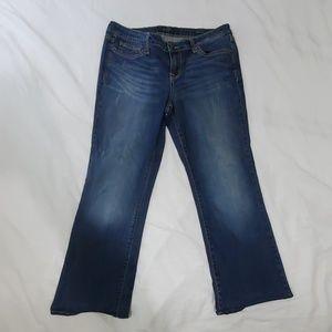 Jessica Simpson Sunshine Boot jeans